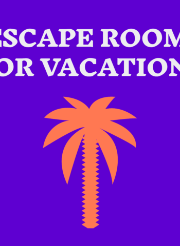 Escape Room for vacations - Escape Kit