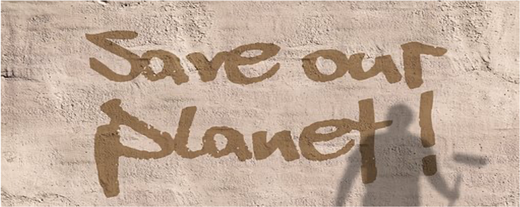 Sauver la planète - Gestes simples quotidien