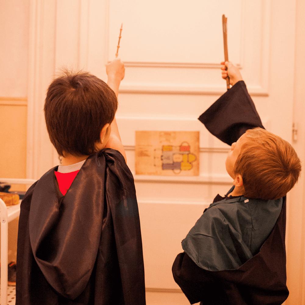 Escape Game enfant Harry Potter