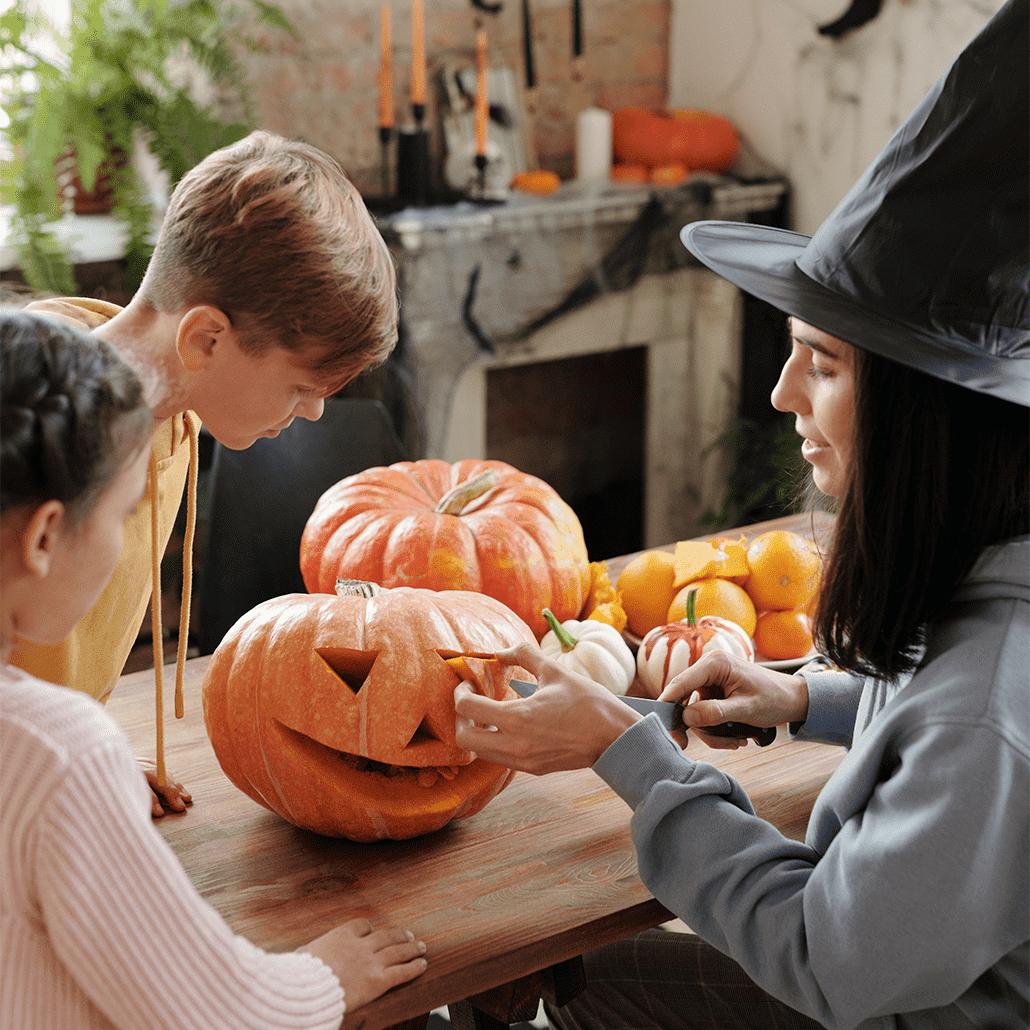 Organiser une soirée Halloween