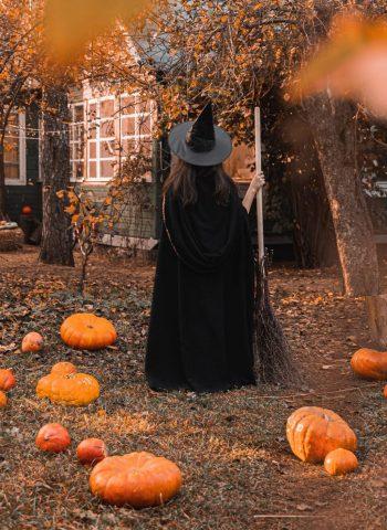 déco halloween pas cher